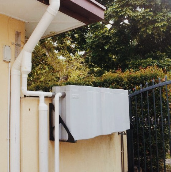 Rainwater Harvesting Collection First Flush Diverter / System Malaysia