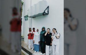 Malaysia Voda Set Up in Methodist Girls School Penang