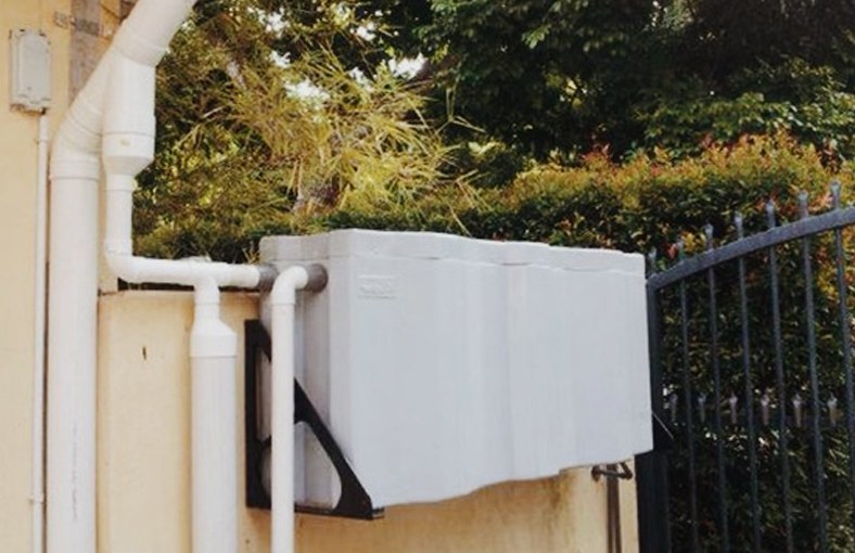 Malaysia Rain Harvesting System Collects Clean Rain With The Help Of Filter First Flush Diverter