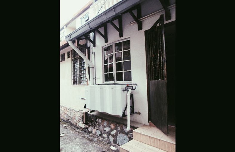 Malaysia How to Install Rainwater Collection System When Your Terrace Home Does Not Have Space